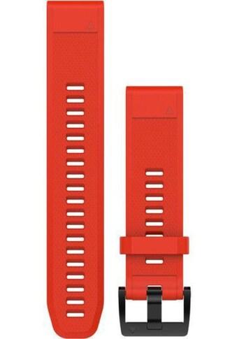Garmin Ersatz - /Wechselarmband »Ersatzarmband QuickFit Silikon 22 mm« kaufen