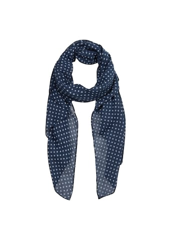 Codello Tupfen - Schal aus Baumwolle mit Seide kaufen