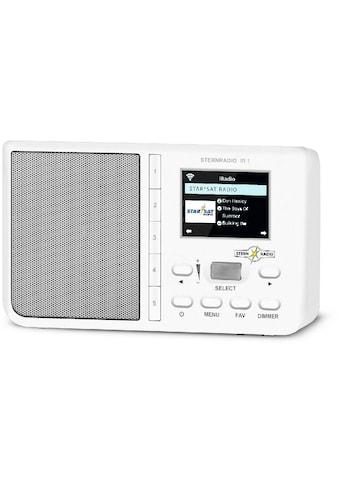 TechniSat Internet-Radio »STERNRADIO IR 1«, (WLAN Internetradio 2 W) kaufen