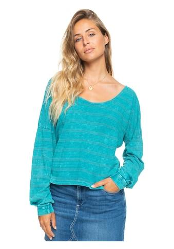 Roxy Langarmshirt »More Sunshine« kaufen