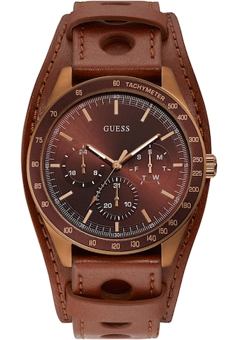 Guess Multifunktionsuhr »MONTANA, W1100G3« kaufen