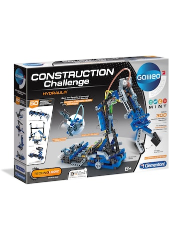 "Clementoni® Modellbausatz ""Construction Challenge  -  Hydraulik"" kaufen"