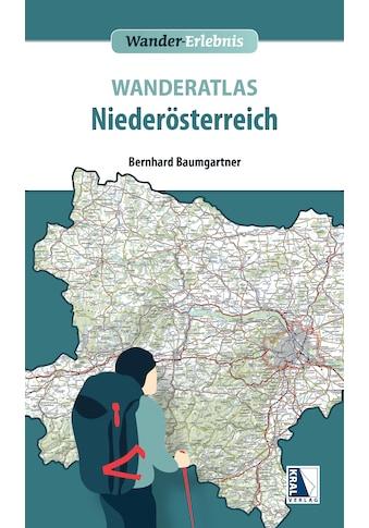 Buch »Wanderatlas Niederösterreich / Bernhard Baumgartner« kaufen
