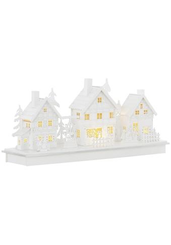 Home affaire Weihnachtsdorf kaufen