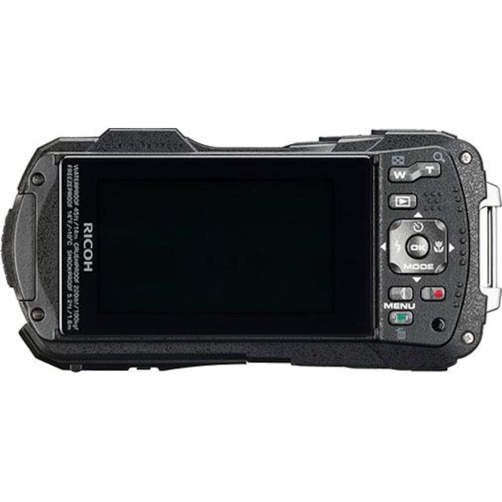 Ricoh Outdoor-Kamera »WG-60«, 16 MP, WLAN (Wi-Fi)