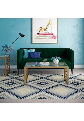 CosmoLiving by Cosmopolitan Teppich »Bodrum Kilim«, rechteckig, 8 mm Höhe, Kelim... kaufen