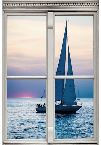 queence Wandsticker »Segelschiff« kaufen