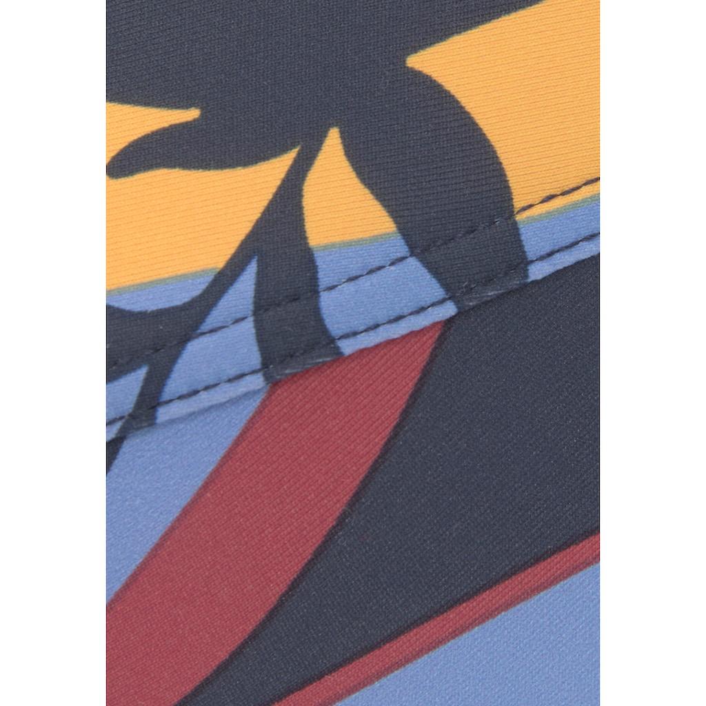 Sunseeker Bügel-Bikini, mit kleinem Zierring vorne
