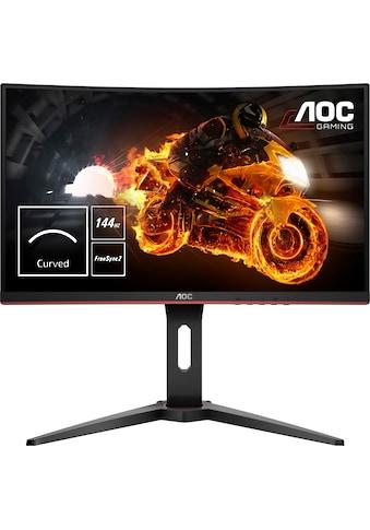 AOC »C24G1« LCD - Monitor (24 Zoll, 1920 x 1080 Pixel, Full HD, 1 ms Reaktionszeit, 144 Hz) kaufen