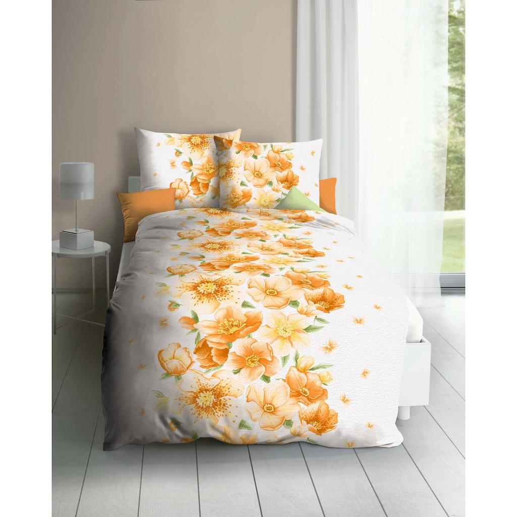 Kaeppel Bettwäsche »Tiffany«, mit Blumen