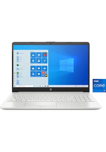 "HP Notebook »15-dw3209ng«, (39,6 cm/15,6 "" Intel Core i7 GeForce MX450\r\n 512 GB... kaufen"