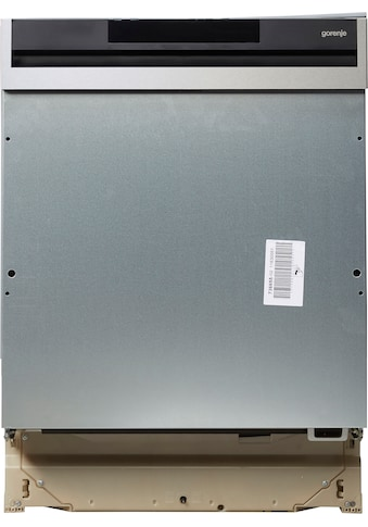 GORENJE teilintegrierbarer Geschirrspüler »GI661C60X«, GI661C60X, 16 Maßgedecke kaufen