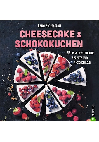 Buch »Cheesecake & Schokokuchen / Lena Söderström, Vera Bahlk« kaufen