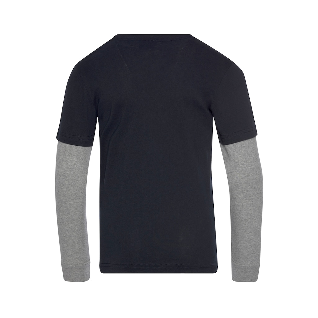 Champion Langarmshirt »LONG SLEEVE T-SHIRT«