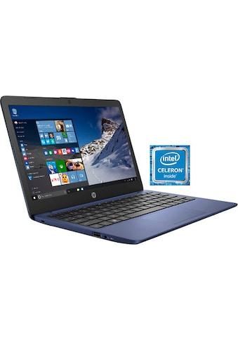 HP 11 - ak025/0/1/2ng Notebook (29,5 cm / 11,6 Zoll, Intel,Celeron) kaufen