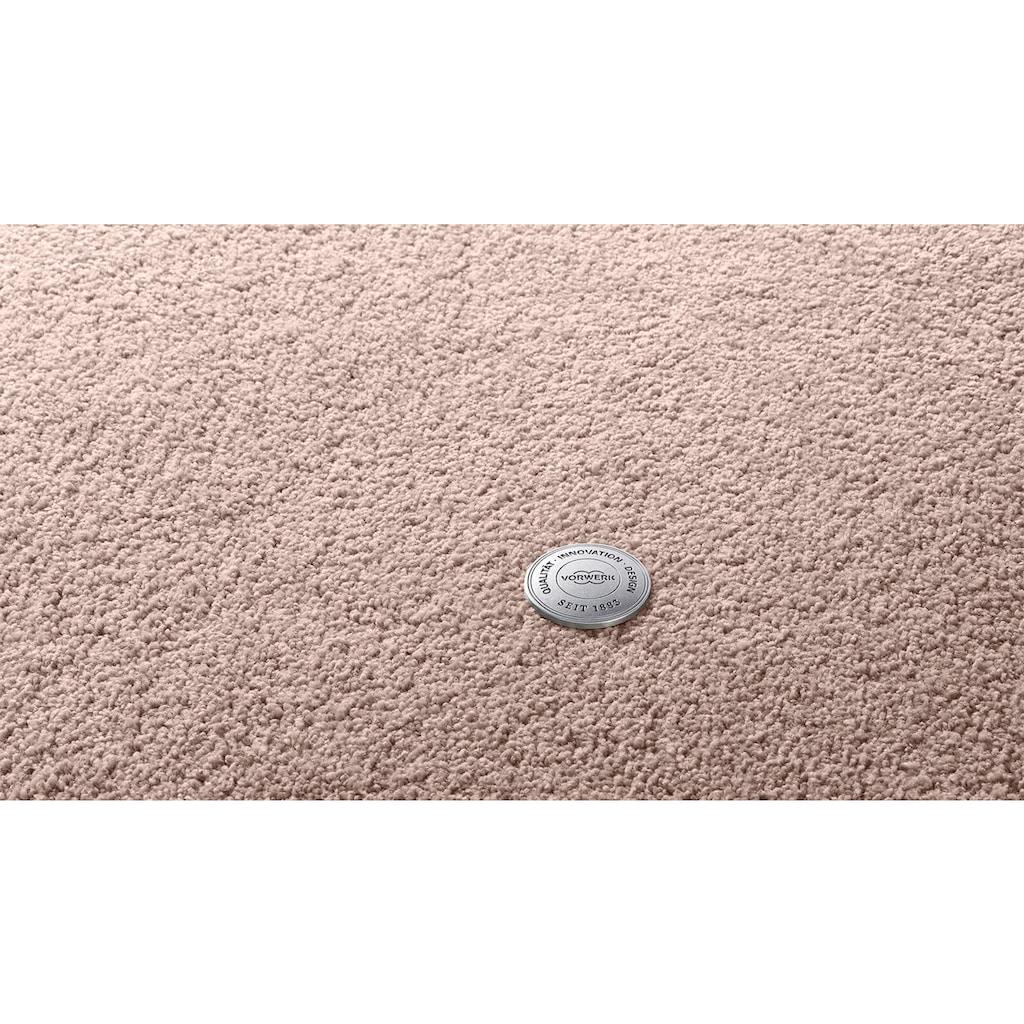 Vorwerk Teppichboden »SUPERIOR 1065«, rechteckig, 9 mm Höhe, Frisévelours, 400/500 cm Breite