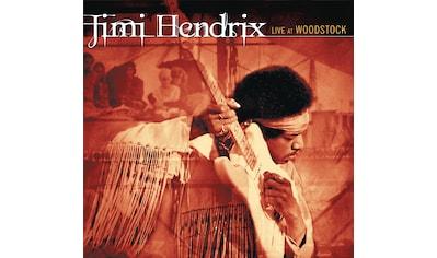 Vinyl »Live at Woodstock / Hendrix,Jimi« kaufen