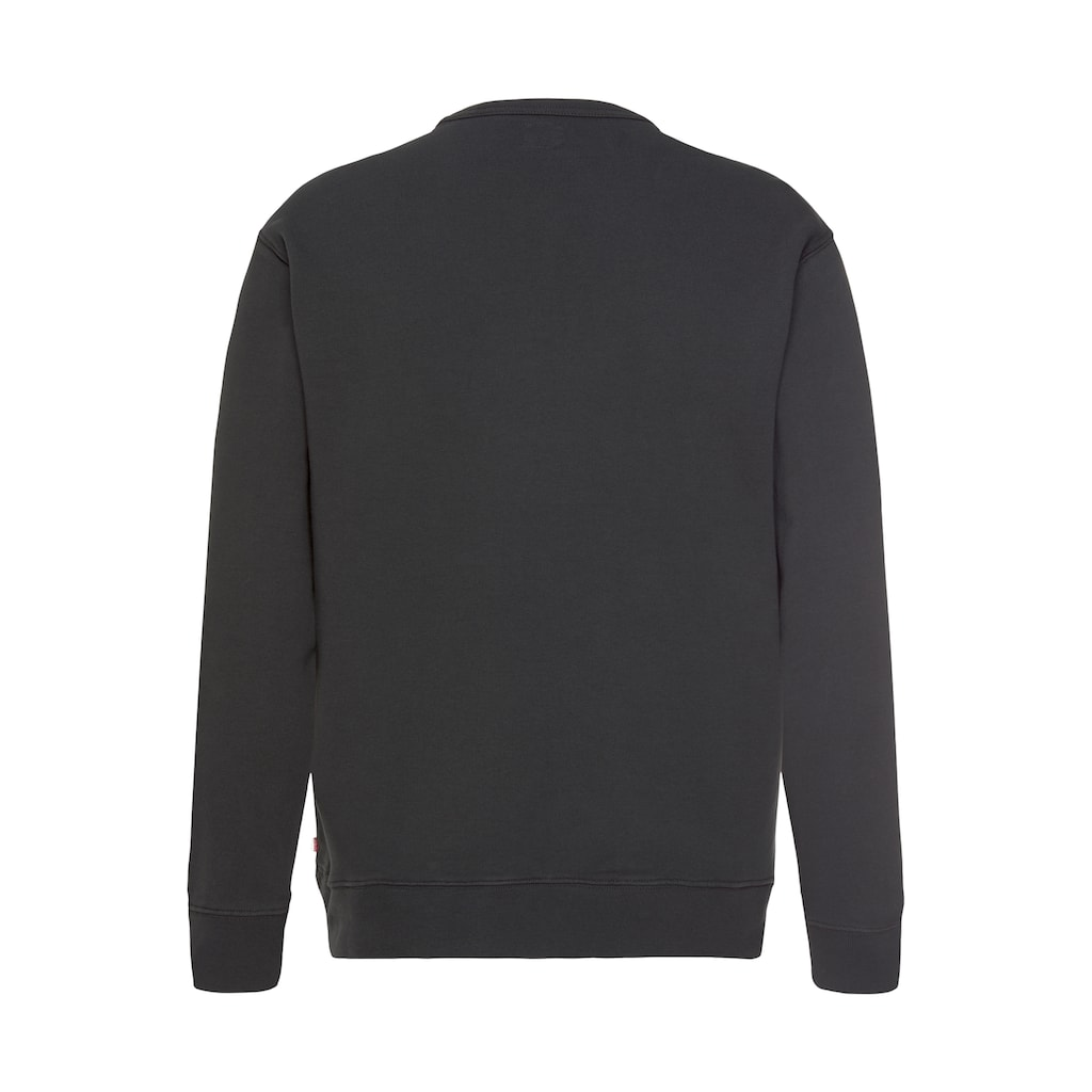 Levi's® Sweatshirt, mit Batwing-Logo-Print