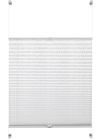 Plissee, »EASYFIX Plissee Ausbrenner - Stoff Dots«, GARDINIA, Lichtschutz, ohne Bohren, verspannt kaufen