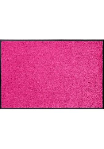 HANSE Home Fußmatte »Wash & Clean«, rechteckig, 7 mm Höhe, In- und Outdoor geeignet,... kaufen