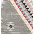CosmoLiving by Cosmopolitan Teppich »Bodrum Sahara«, rechteckig, 8 mm Höhe, Wohnzimmer