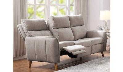 ATLANTIC home collection 3-Sitzer »Neo«, im skandinavischem Design mit 2... kaufen