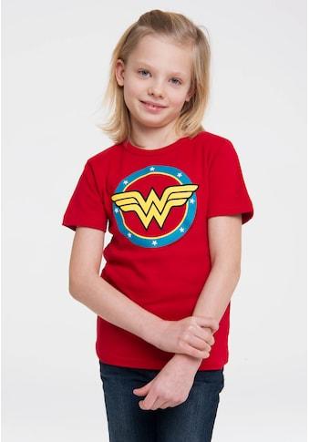 LOGOSHIRT T-Shirt, mit Wonder Woman-Logo kaufen