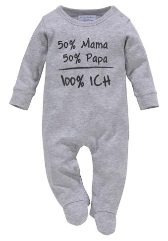 Klitzeklein Schlafanzug »aus GOTS Bio - Baumwolle« kaufen