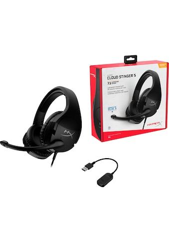HyperX Gaming-Headset »HyperX Cloud Stinger™ S«, Rauschunterdrückung kaufen