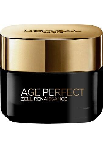 L'ORÉAL PARIS Tagescreme »Age Perfect Zell Renaissance Tag«, Mit UV-Schutz kaufen
