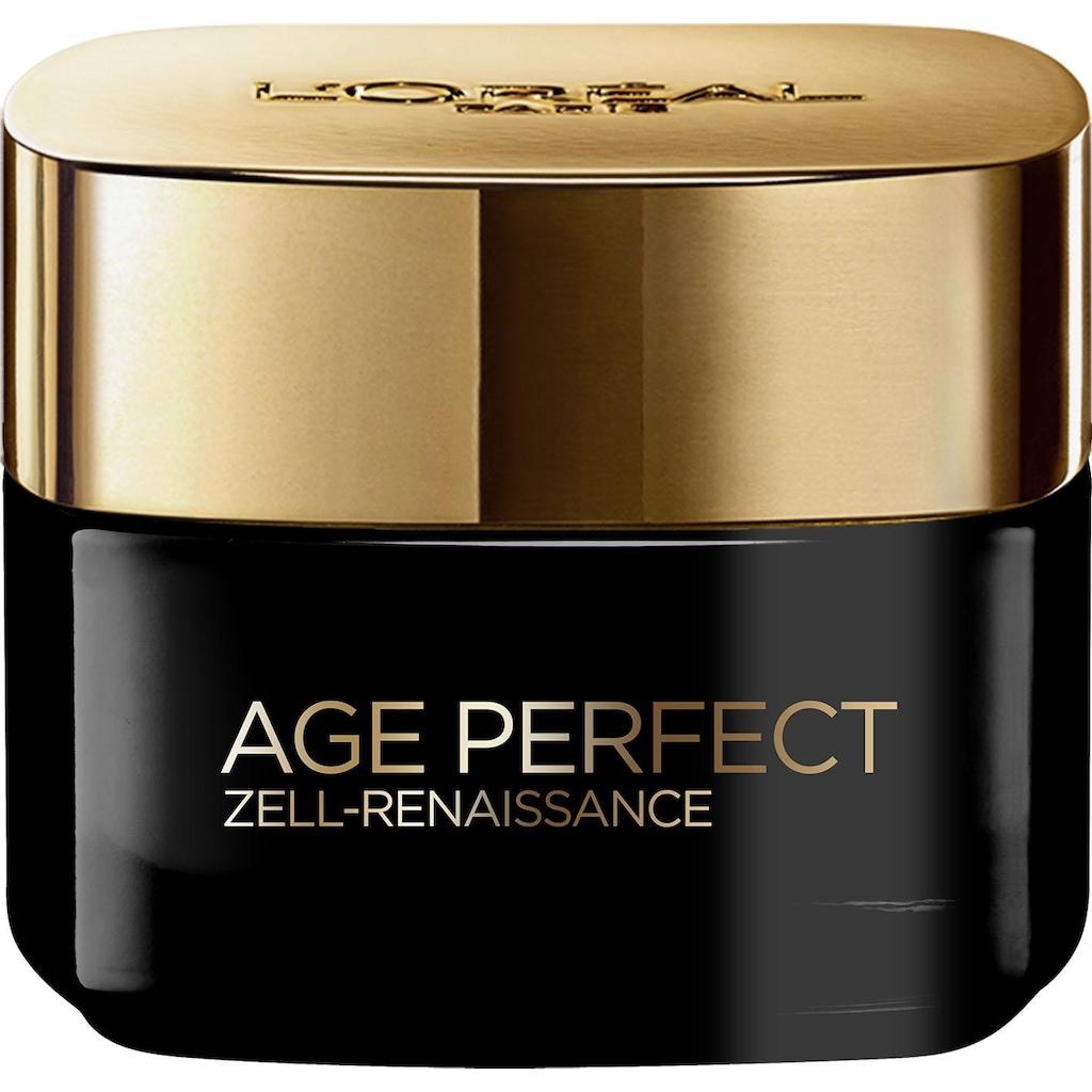 L'ORÉAL PARIS Tagescreme »Age Perfect Zell Renaissance Tag«, Mit UV-Schutz