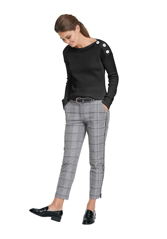 Creation L Pullover in gleichmäßigem Ripp - Strick kaufen