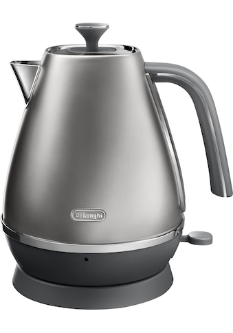 De'Longhi Wasserkocher, Distinta KBI 2001.S, 1,7 Liter, 2000 Watt kaufen