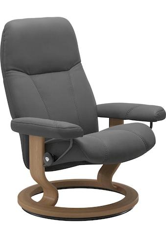 Stressless® Relaxsessel »Consul«, mit Classic Base, Größe S, Gestell Eiche kaufen