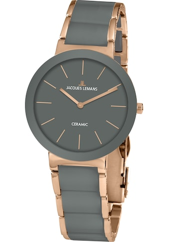 Jacques Lemans Quarzuhr »High - Tech Ceramic, 42 - 7M« kaufen