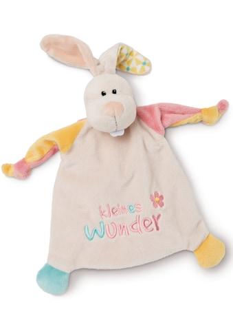 Nici Schmusetuch »My first NICI Kollektion, Hase, kleines Wunder«, mit aufgestickten... kaufen