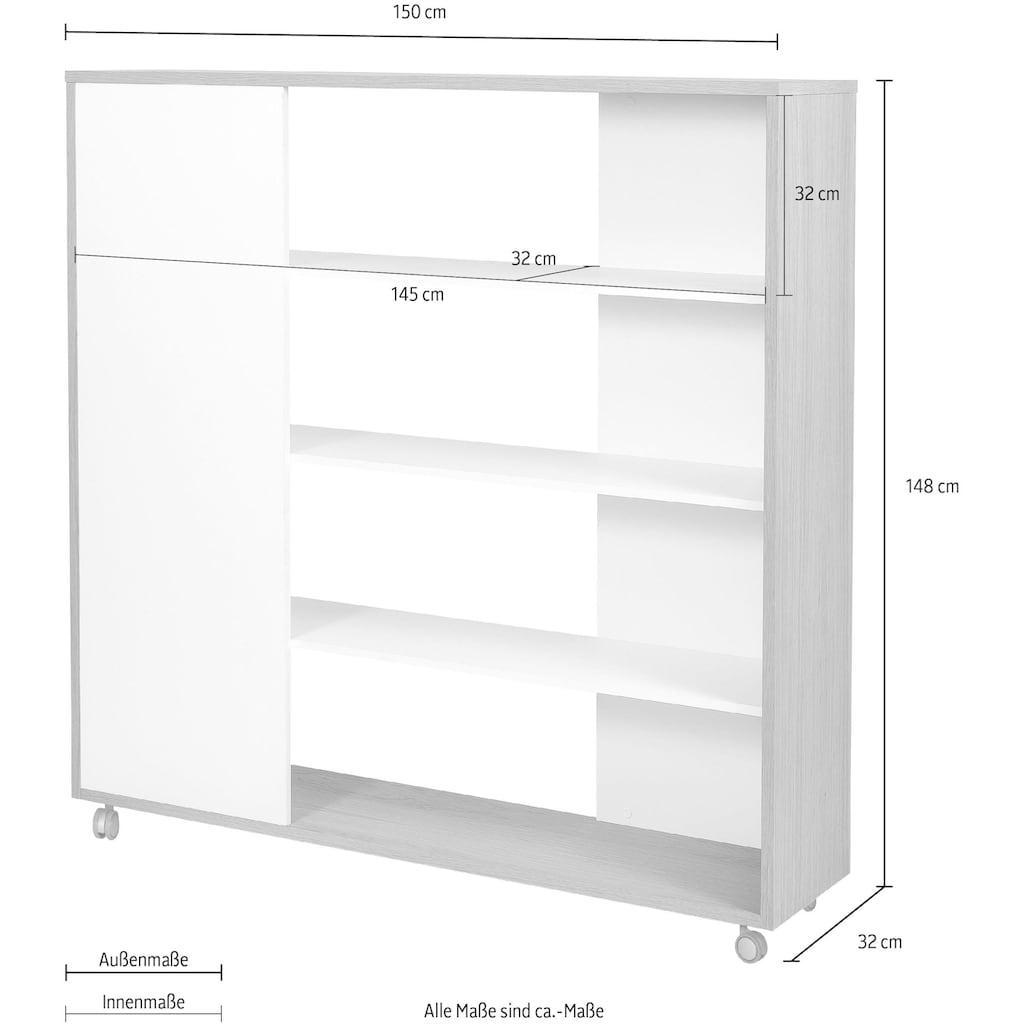 Woodman Raumteiler »Adala«, in 2 verschiedene Farbvarianten