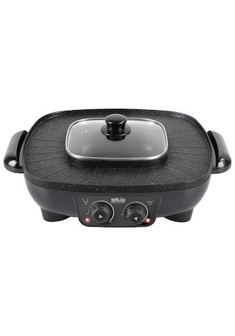Silva Homeline Raclette und Fondue-Set »HP 1038«, 600 W, Thermostatregler 180 – 240 °C kaufen