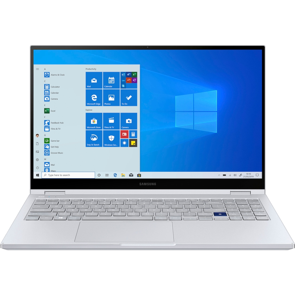 Samsung Notebook »NP950Q Galaxy Book Flex 15''«, ( 512 GB SSD)