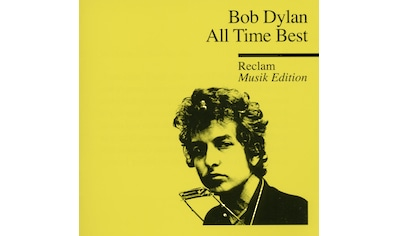 Musik - CD ALL TIME BEST - DYLAN - RECLAM MUSIK EDITION 3 / Dylan,Bob, (1 CD) kaufen