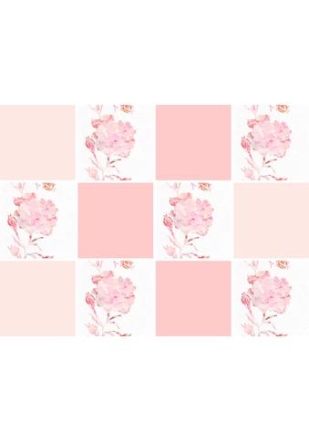 queence Fliesenaufkleber »Blumen« kaufen