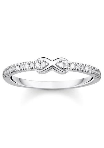 THOMAS SABO Silberring »Infinity, TR2322 - 051 - 14 - 48, 50, 52, 54, 56, 58, 60« kaufen