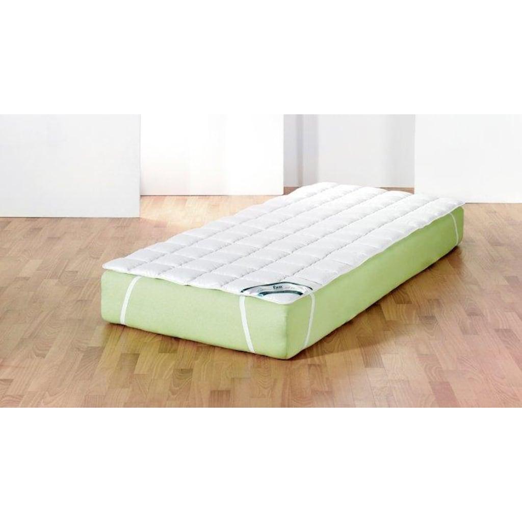 f.a.n. Schlafkomfort Topper »Matratzenauflage, F.A.N., »Wash Cotton««, (1 St.)