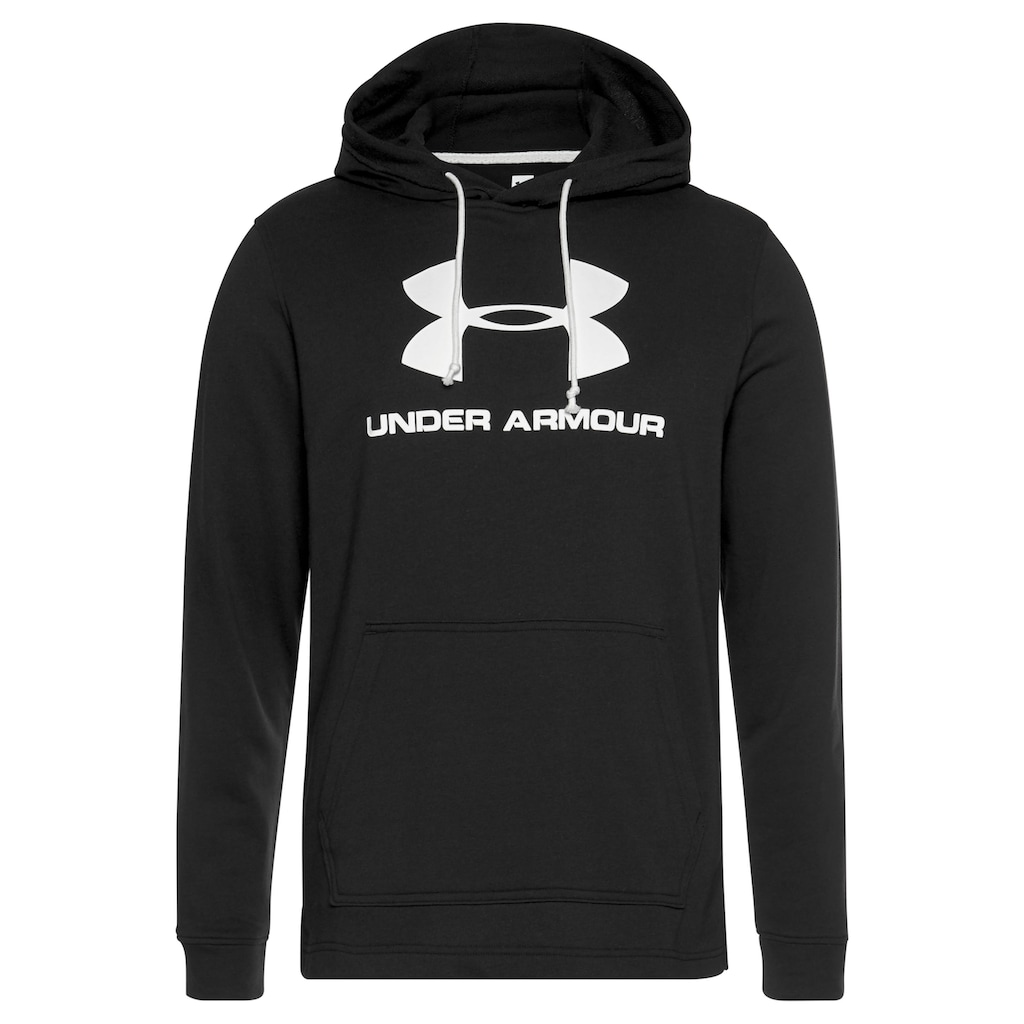 Under Armour® Kapuzensweatshirt »SPORTSTYLE TERRY LOGO HOODIE«