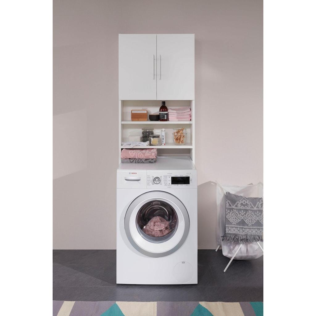 trendteam Waschmaschinenumbauschrank »Basix«