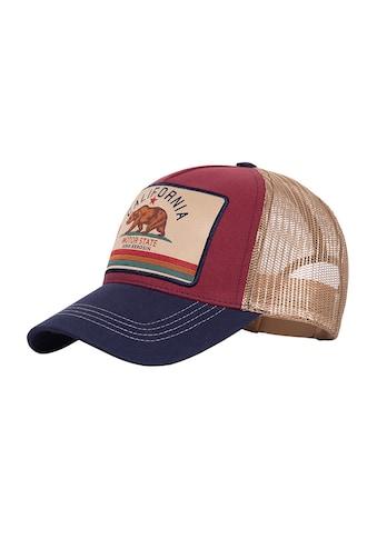 KingKerosin Trucker Cap »California«, mit Front-Patch kaufen