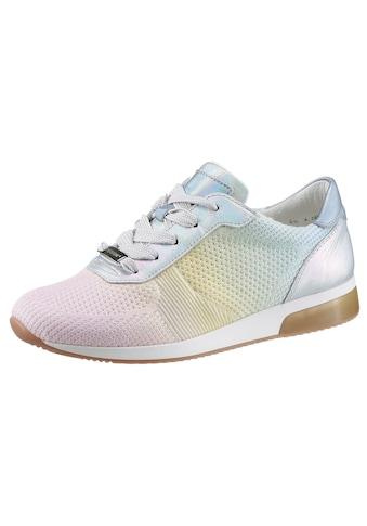 Ara Sneaker »Lissabon«, mit pastellfarbenem Farbverlauf kaufen