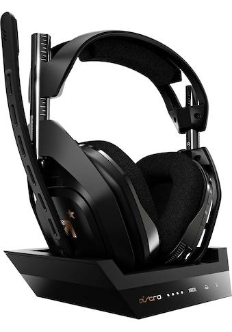 ASTRO Gaming-Headset »A50 Gen4 PS4«, Rauschunterdrückung kaufen