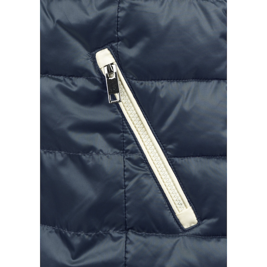 DESIRES Steppmantel »Dori«, wattierter Mantel mit Kapuze