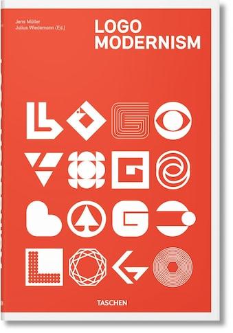 Buch »Logo Modernism / Jens Müller, R. Roger Remington« kaufen